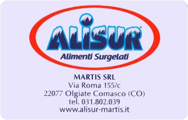 Alisur-Martis card